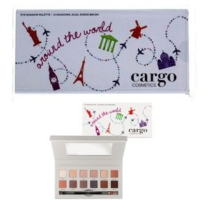 Cargo Around the World Eye Shadow Palette 12 Pan